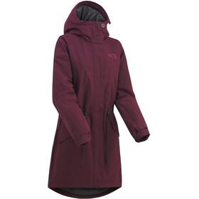 Kari Traa Gjerde Jacket Women red